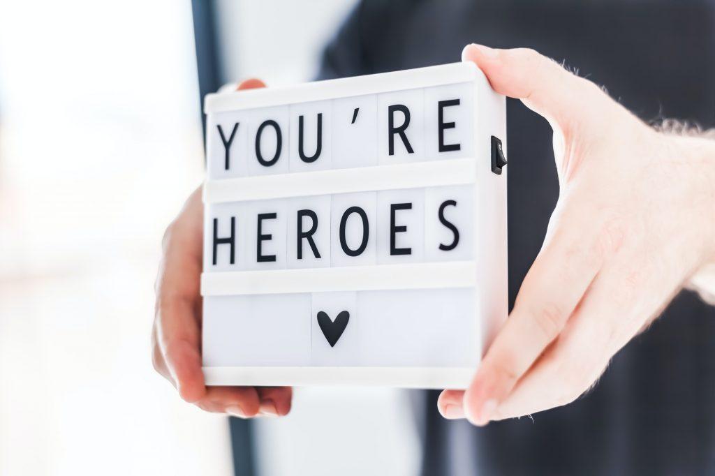 images de héros